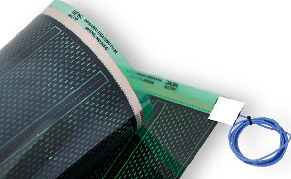 HD-310-80 instalační sada topné fólie
