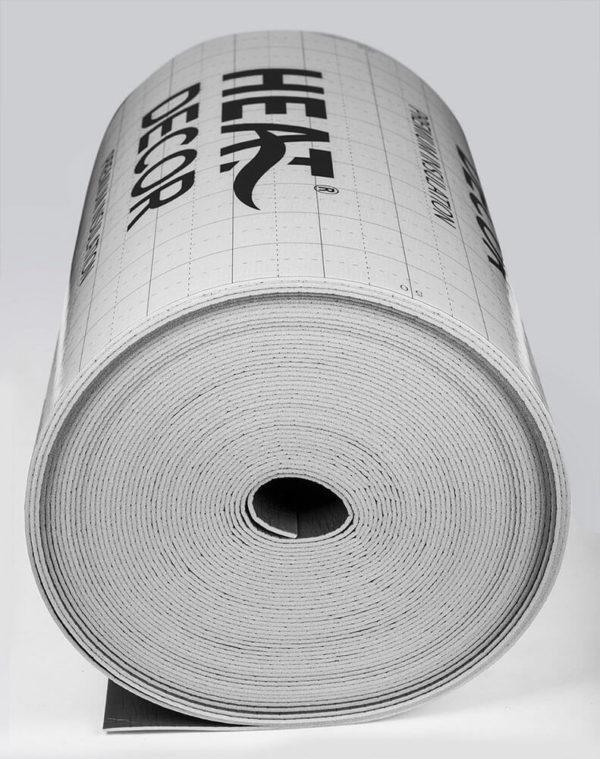 Tepelno-izolační podložka pod topnou fólii Heat Decor