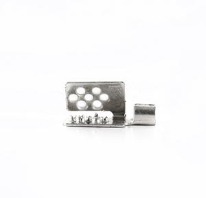 Lisovací konektor typ A k připojení topné fólie