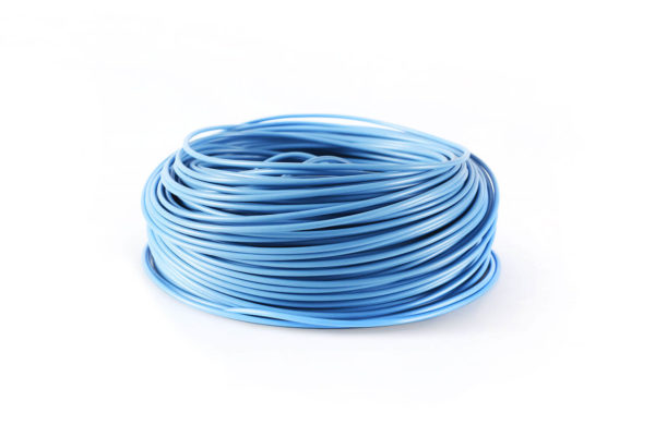 Vodič průřez 2.5mm – modrý